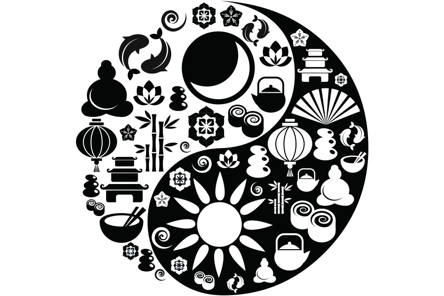 The Yin And Yang Of Feng Shui Clapping Brings A Burst Of Magical