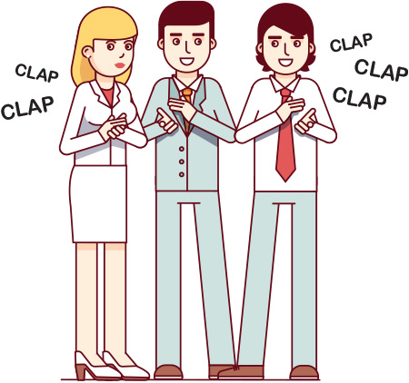 The Yin And Yang Of Feng Shui: Clapping Brings A Burst Of Magical