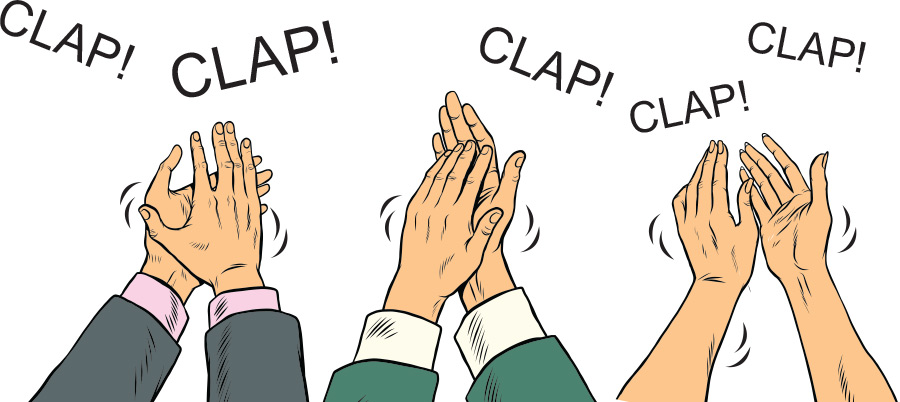 Free Clapping Hands Cliparts, Download Free Clip Art, Free ...  Clapping Hands Clipart