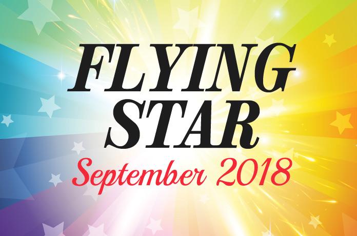 Flying Star Updates for September 2018 - WOFS com