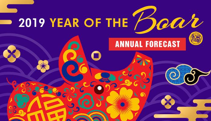 2019 Year of the Earth Boar Annual Forecast - WOFS com