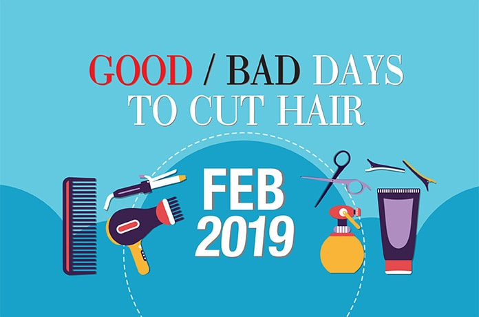 Good Amp Bad Days To Cut Hair For February 2019 Wofs Com