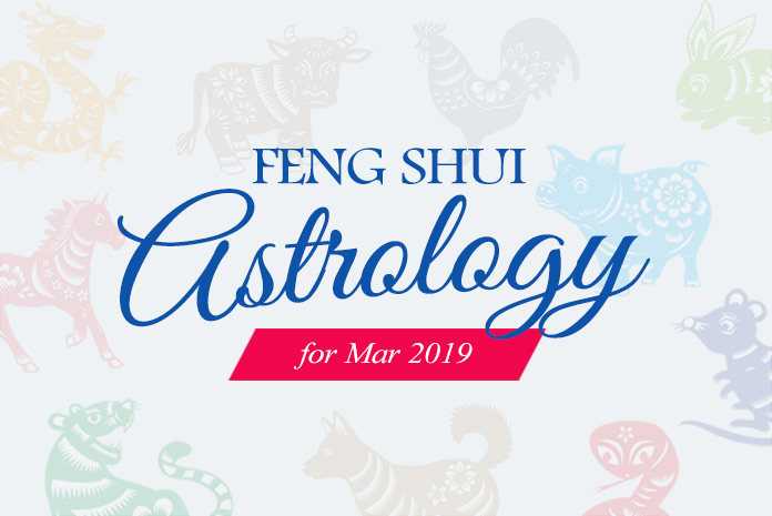 Feng Shui Astrology for March 2019 - WOFS com