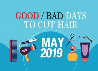 Best Days To Cut Hair For Growth And Thickness 2020 Good & Bad Days to Cut Your Hair Archives   WOFS.com
