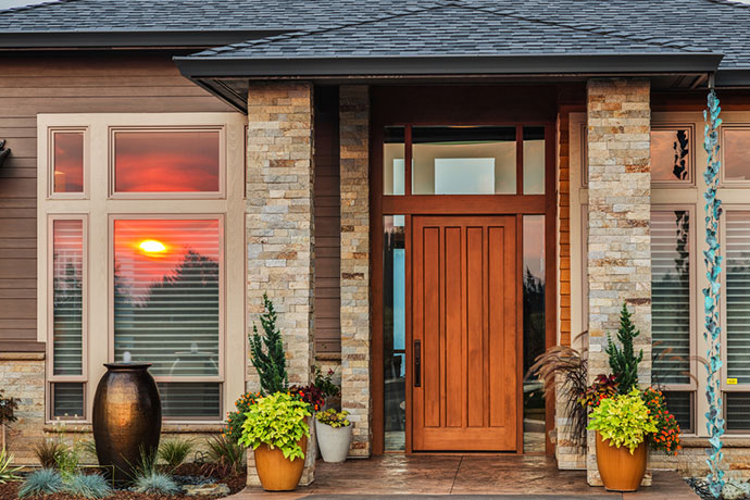 Take Care of the Feng Shui of Your Main Door - WOFS.com